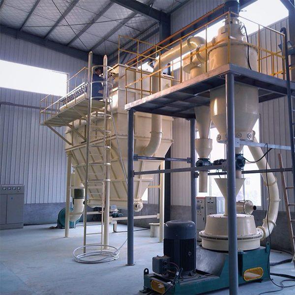 山东某食品添加剂厂黄原胶生产线