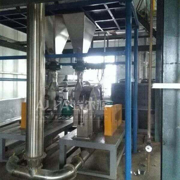 山西某化学品有限公司 上线针盘磨粉碎机CUM630-P