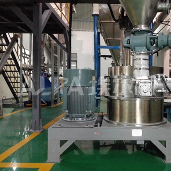 山东某公司 购买豆粕CSM1250-H粉碎分级生产线设备