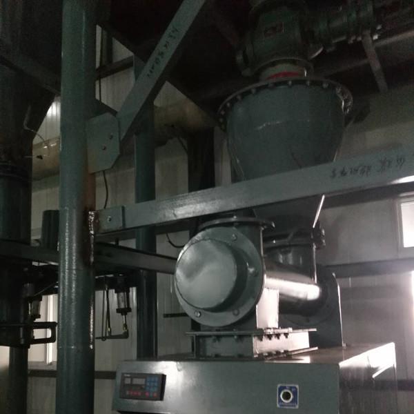 北京某低碳环保研究所 FW粉煤灰分级选粉机