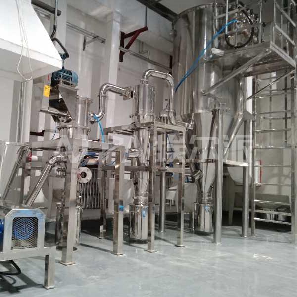 氧化亚硅FW200超微选粉机