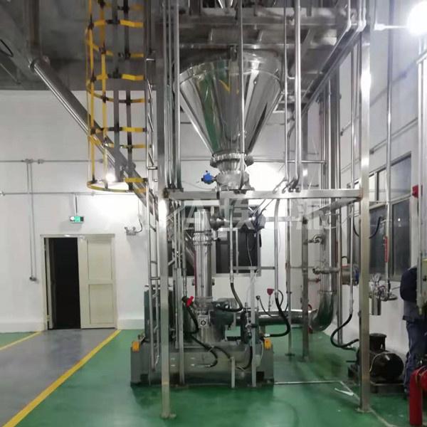 埃尔派化工颜料机械磨粉碎机